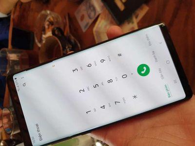 Galaxy Note 9 màu đồng bản 2 sim nguyên zin