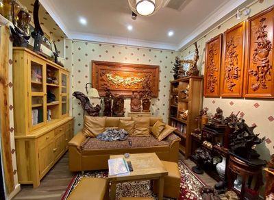 Căn hộ 70m² tầng 4 chung cư lô B KDC Hưng Phú 1,CT