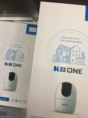 CAMERA WIFI KBVISION 2.0mpx