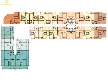 Bán căn hộ Roman Plaza, 16-23-B1, 69,1m2, 26tr/m2