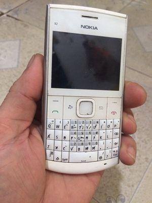 Nokia phổ thông X2-01 trắng