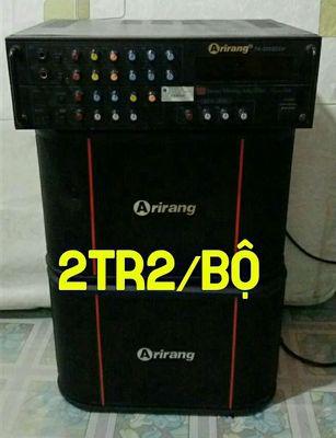 Dàn karaoke gia đình chính hãng Ariang PA203