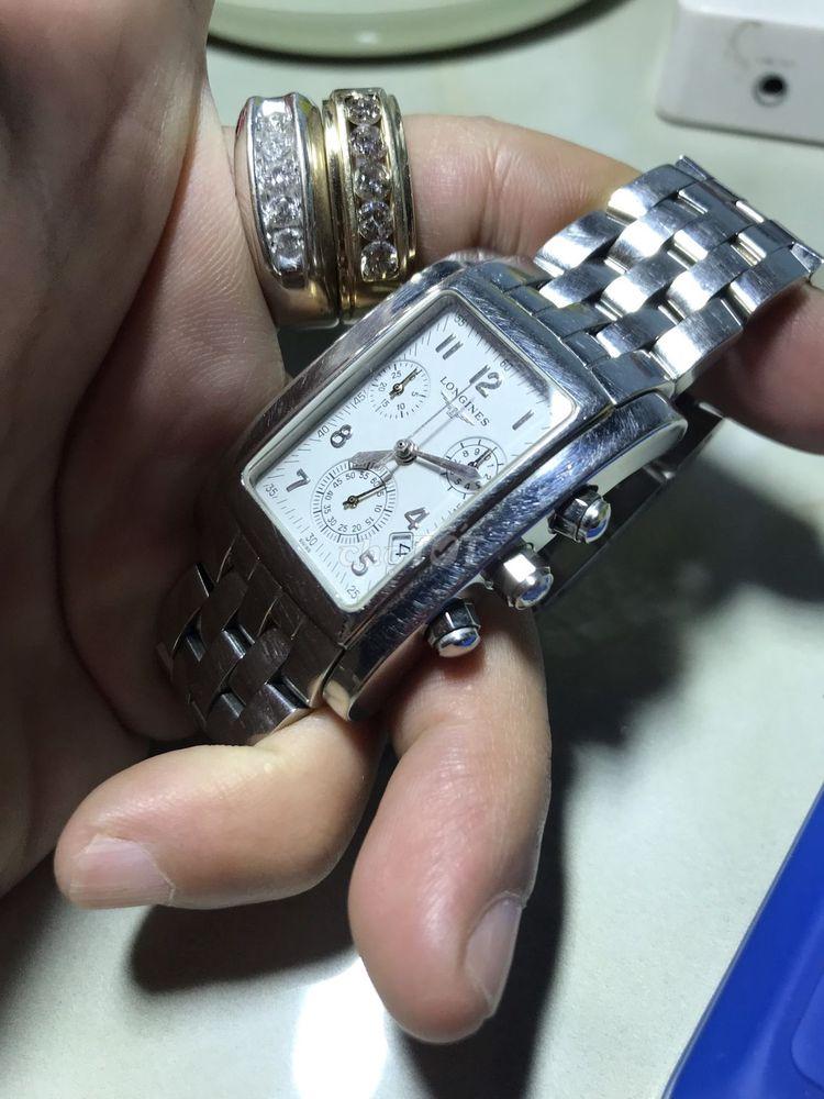 Đồng hồ Longines DolceVita Chronograph
