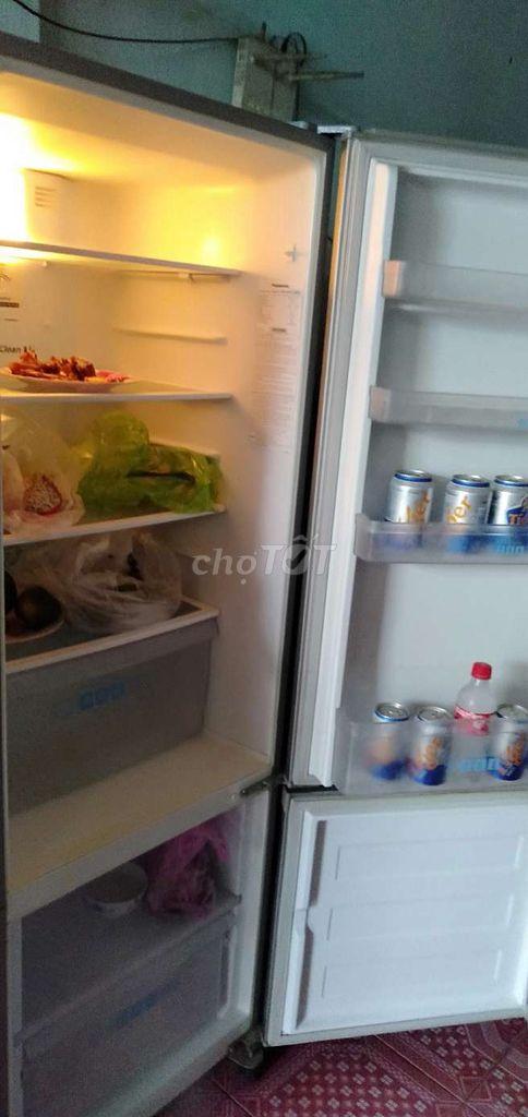0975524589 - Tủ lạnh Panasonic ngăn đá dưới 263l zin 100%