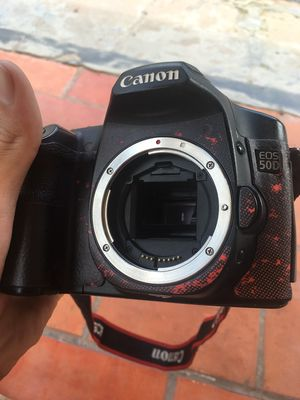Canon 50d + 50mmii