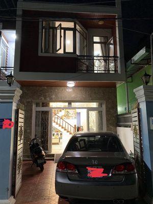 Nhà Nguyễn Văn Quá Q12 HXH chợ Cây Sộp, 4,1x19,2m