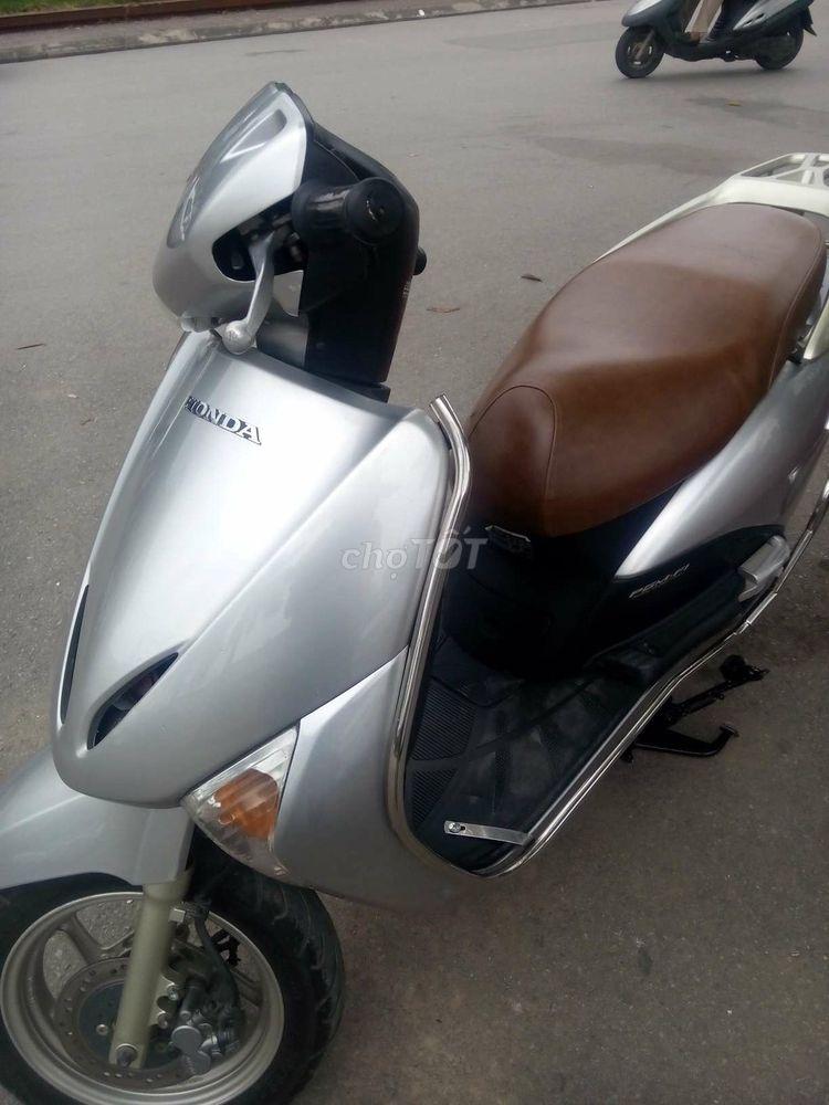 Honda Lead Fi110 bạc  chính chủ 2012- HN