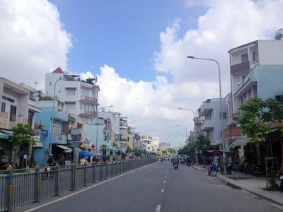 Góc 2 Mặt Tiền Đường Tân Hóa kinh doanh sầm uất.