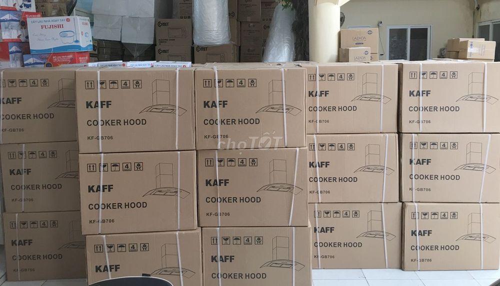 Máy Hút Mùi Bếp KAFF GB706 (Mới 100%, có 20c)