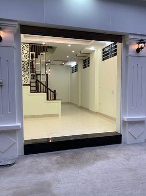 Bán nhà lô góc Văn Trì, Bắc Từ Liêm 4 tầng 48m2