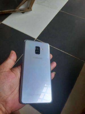 Samsung Galaxy A8 Plus Xanh dương