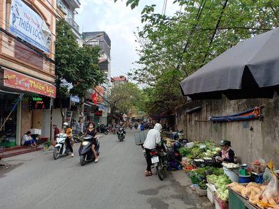Đất 57m2 tại trục chính kinh doanh cầu Thăng Long,