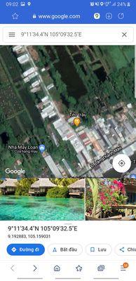 Đất phường 4 thành phố Cà Mau