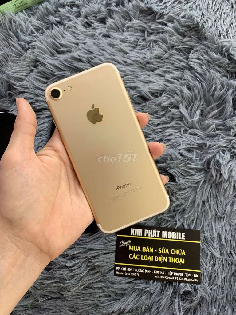 Apple iPhone 7 Vàng 32 GB QT