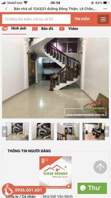 Nhà 3 tầng 56 m2 số 12A3/21 đường đồng thiện Lc