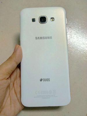 Samsung Galaxy A8 Trắng