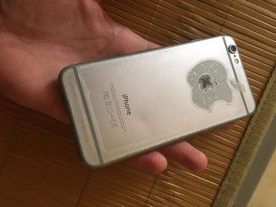 ip6 64G quốc tế vân tay nhạy ngoại hình cũ