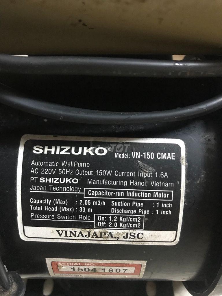 0794402999 - Máy bơm nước shizuko