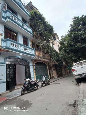 Bán biệt thự liền kề KĐT Định Công, QuậnHoàng mai.