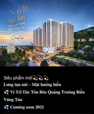 Sở hữu căn hộ Đồi Dừa Vũng Tàu chỉ từ 300tr