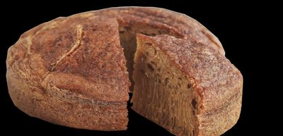 Bánh bò thốt nốt nướng 600gram