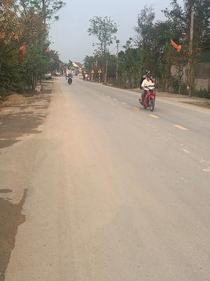 Đất mặt đường tỉnh lộ 7 tại xã thiên lộc, can lộc