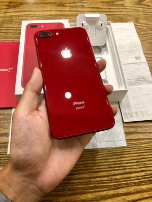 iPhone 8 Plus Đỏ đặc biệt Fullbox còn BH ở TGDĐ 6T