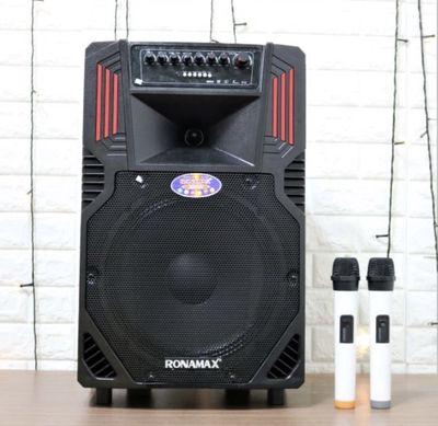 Loa Ronamax chính hãng, tặng kèm 2 mic