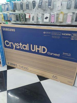 Smart TV 4K 65inch màn hình cong 65TU8300