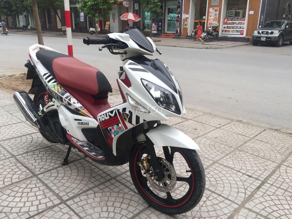 Yamaha Nouvo lx chính chủ tem caro 2012