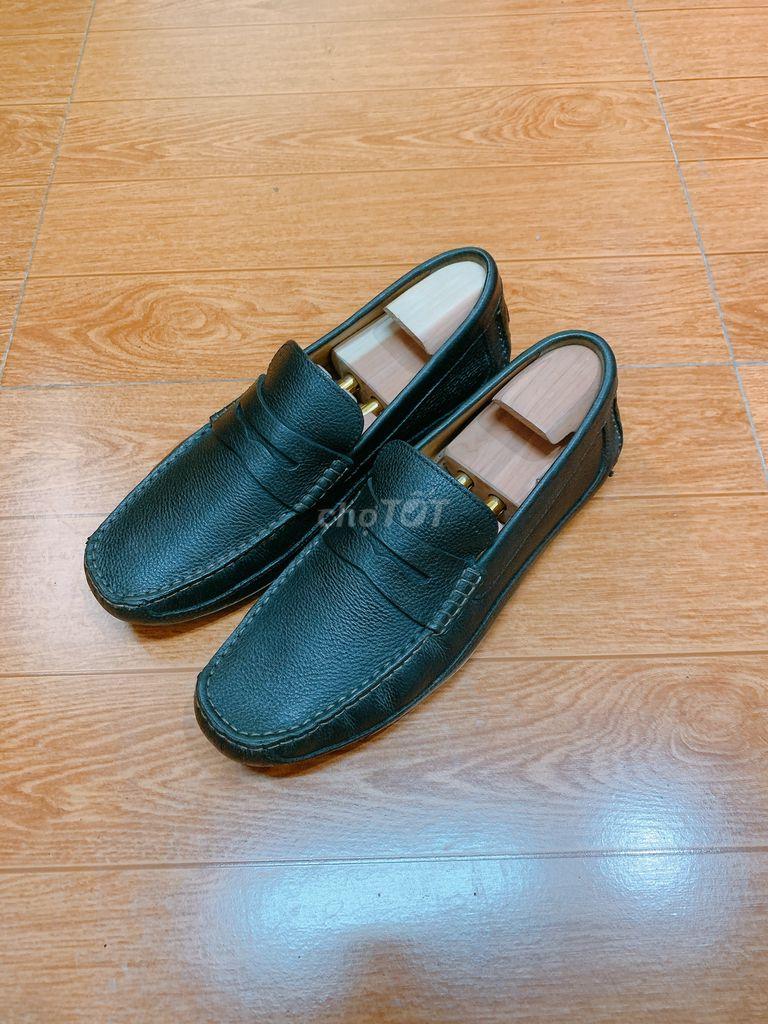 0989710115 - Giày tây nam Geox Mocassin chính hãng size 43