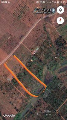 bán lô đất rẫy bằng phẳng cách tt trấn đức an 3km
