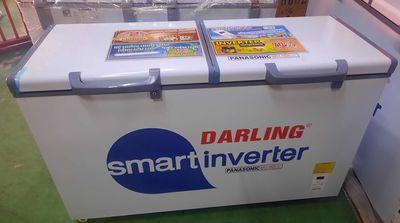 Tủ đông mát mới inverter 360 lít 2 ngăn