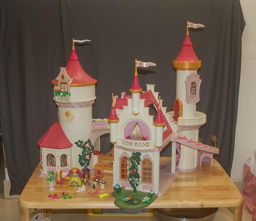 0901246388 - Đồ chơi Lâu đài đồ chơi Playmobil GERMANY