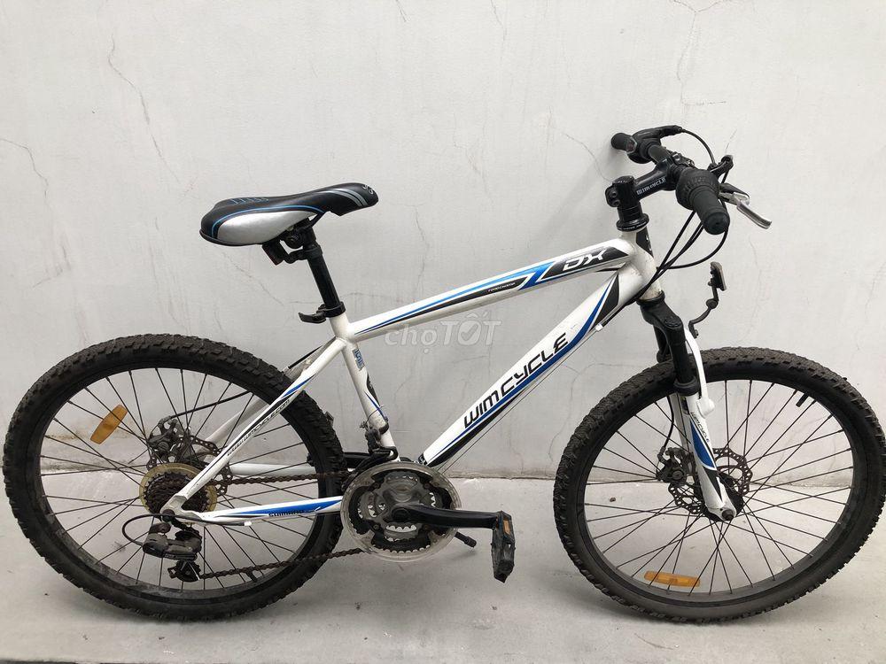Xe đạp thể thao hàng nhập WINCYCLE còn rất tốt