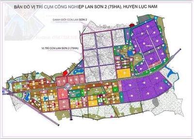 Đất Thành phố Bắc Giang 100m²