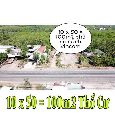 Đất Huyện Chơn Thành Mặt tiền Ql 14 575m2