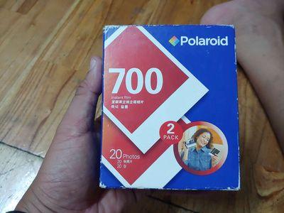 film phim máy ảnh lấy liền Polaroid 700 new 100%
