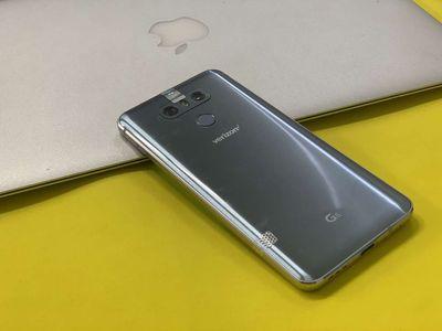 Đăng bán LG G6 màu bạc 32gb zin keng