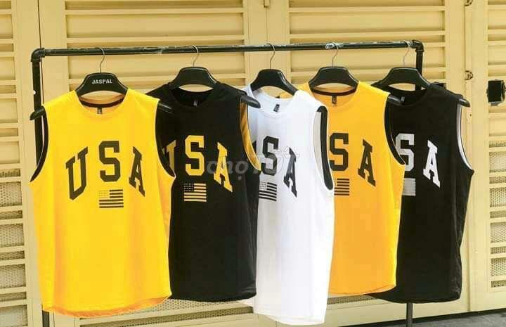 Bộ đồ thể thao tập Gym USA.