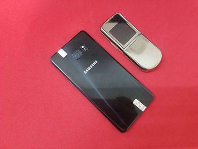 Samsung Galaxy Note FE Đen quá đẹp