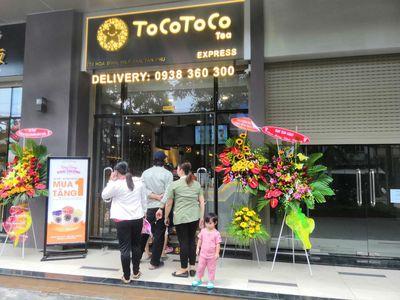 Tocotoco Tuyển Dụng Quản Lý Cửa Hàng