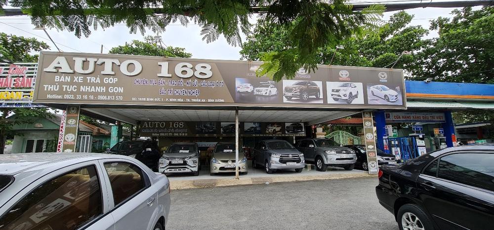 Auto 168 chuyên xe đẹp
