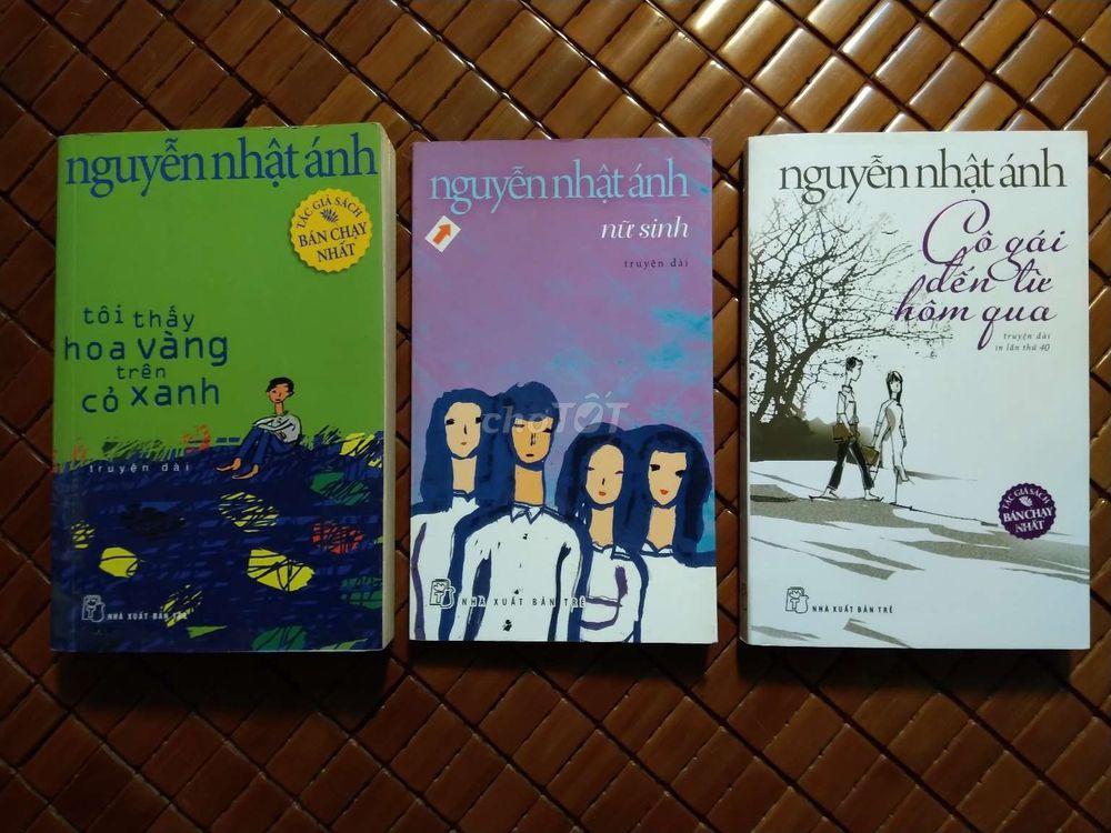 Combo sách Nguyễn Nhật Ánh (Giảm 60%)