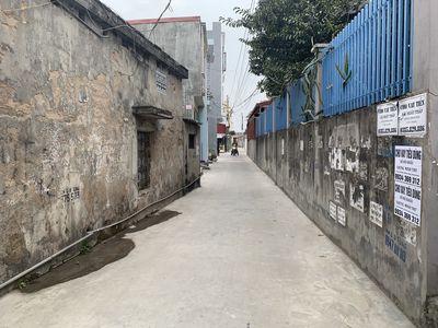Bán lô đất 66m2 tại Đồng Hòa, Kiến AN