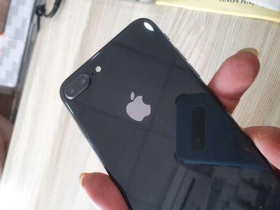 Apple iPhone 8 plus đen  64 GB quốc tế