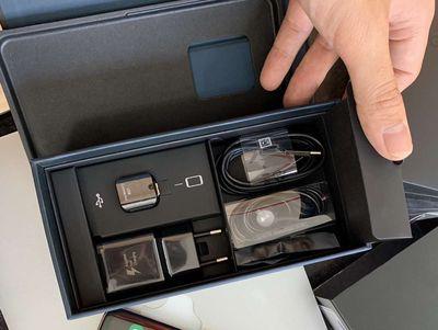 Sạc cáp tai nghe AKG và Usb OTG Note 9 zin rẻ hiếm