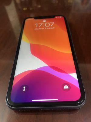 Iphone 11 purple 128gb lock mỹ còn bảo hành