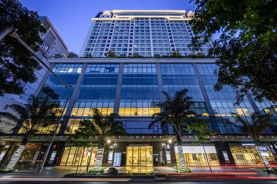 Định cư bán gấp căn hộ léman luxury Q3 2PN 1tỷ310