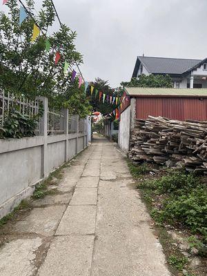 Bán lô đất Phù Liễn Bắc Hồng Đông Anh